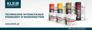 zaprawa tynkarska śląskie, chemia budowlana dolnośląskie, masa szpachlowa małopolska, tynk mozaikowy Polska