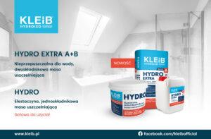 hydroizolacja, chemia budowlana
