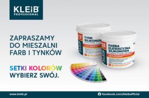 farba elewacyjna małopolskie, elewacja domu Polska, zaprawa tynkarska śląskie